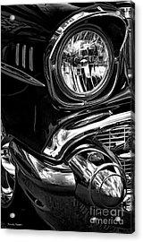 Heavy Chevy Acrylic Print