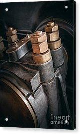 Heavy Industry Detail Acrylic Print