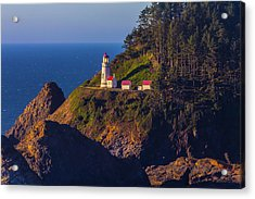 Heceta Head Lighthouse 2 Acrylic Print