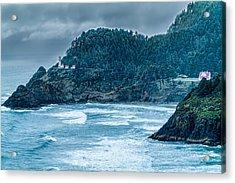 Heceta Head Lighthouse Acrylic Print