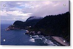 Heceta Head Lighthouse, Oregon Acrylic Print