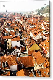 Heidelberg Cityscape Acrylic Print