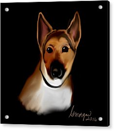 Heidi Girl Acrylic Print