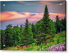 Height Of Land Acrylic Print