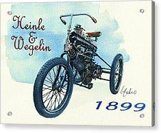 Heinle And Wegelin Acrylic Print