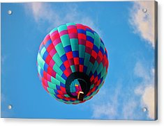 Helen Hot Air Balloon Acrylic Print
