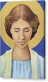 Helen Keller Acrylic Print