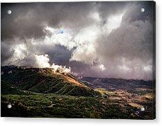 Helens Valley Acrylic Print