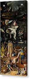 Hell    The Garden Of Earthly Delights Acrylic Print