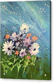 Hello Spring  Acrylic Print