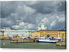 Helsinki, South Harbor Acrylic Print
