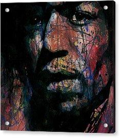 Hendrix Purple Haze  Acrylic Print