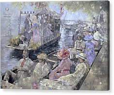Henley Regatta Acrylic Print
