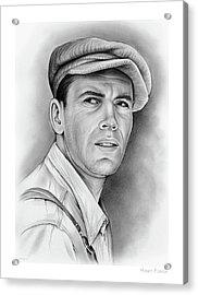 Henry Fonda Acrylic Print