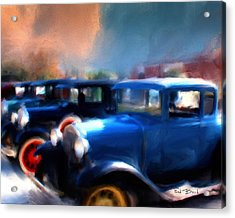 Henry Ford Weekend  2 Acrylic Print by Fred Baird