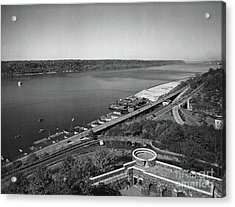 Henry Hudson Parkway, 1936 Acrylic Print