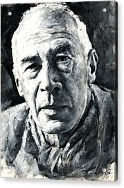 Henry Miller Acrylic Print