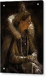 Her Majesty Acrylic Print
