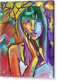 Her No.1 Acrylic Print