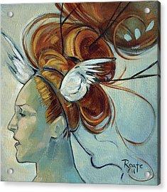 Hera Acrylic Print
