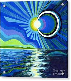 Here Come The Sun Acrylic Print