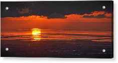 Acrylic Print featuring the photograph Here Comes The Sun by Peter Thoeny