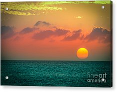 Here Goes The Sun 1 Acrylic Print