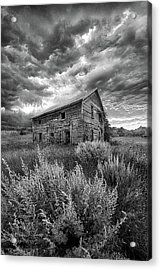 Here There Be Ghosts Acrylic Print by Phil Koch