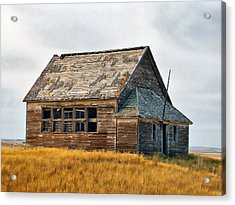 Heritage Acrylic Print by Blair Wainman