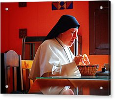 Hermana Acrylic Print by Skip Hunt