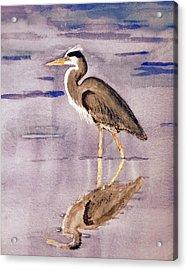 Heron No. 2 Acrylic Print