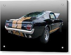 Hertz Rent-a-racer Acrylic Print
