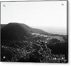 Heubach View Towards Scheuelberg Acrylic Print