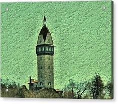 Heublein Tower Acrylic Print