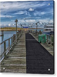 Hewitts Cove Acrylic Print