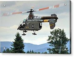 Hh-43 Huskie Acrylic Print