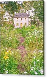 Hibbs House Acrylic Print