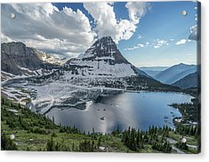 Hidden Lake Acrylic Print