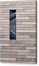 Hidden Stairway Acrylic Print by Scott Norris