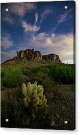 Hidden Treasure Acrylic Print