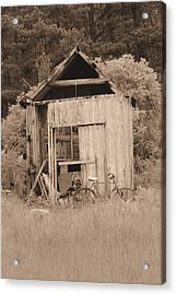 Hideaway Acrylic Print by Tin Lid Photography