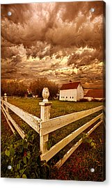 Hiding Like The Sun Behind The Clouds Photograph By Phil Koch