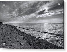 Higbee Beach Acrylic Print
