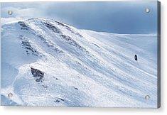 High Altitude Acrylic Print by Svetlana Sewell