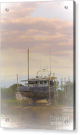 High And Dry Dreams Acrylic Print