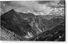 High Country Valley Acrylic Print