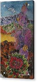 High Desert Spring Acrylic Print