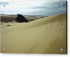 High Dunes 1 Acrylic Print by Eike Kistenmacher