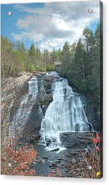 High Falls-dupont State Park Acrylic Print
