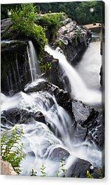 High Falls Park Acrylic Print